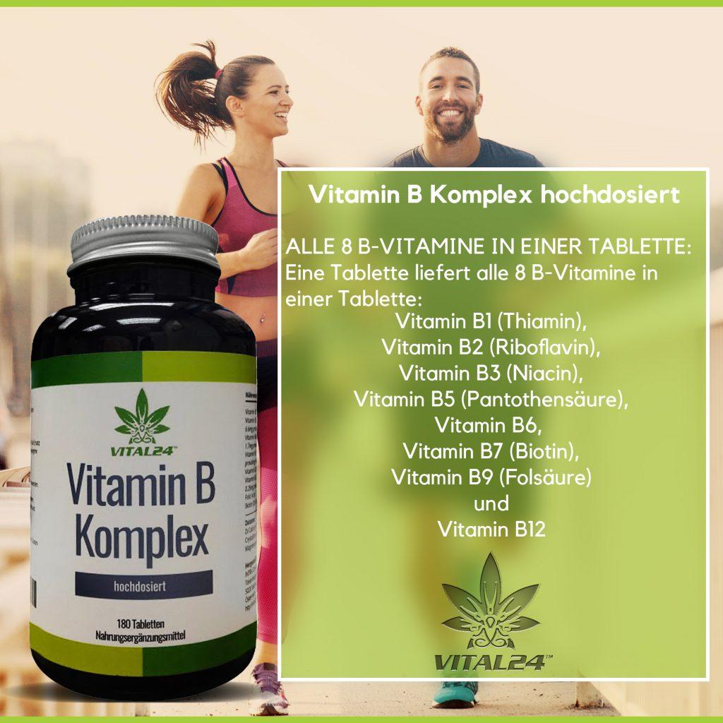 hochdosierte vitamin b