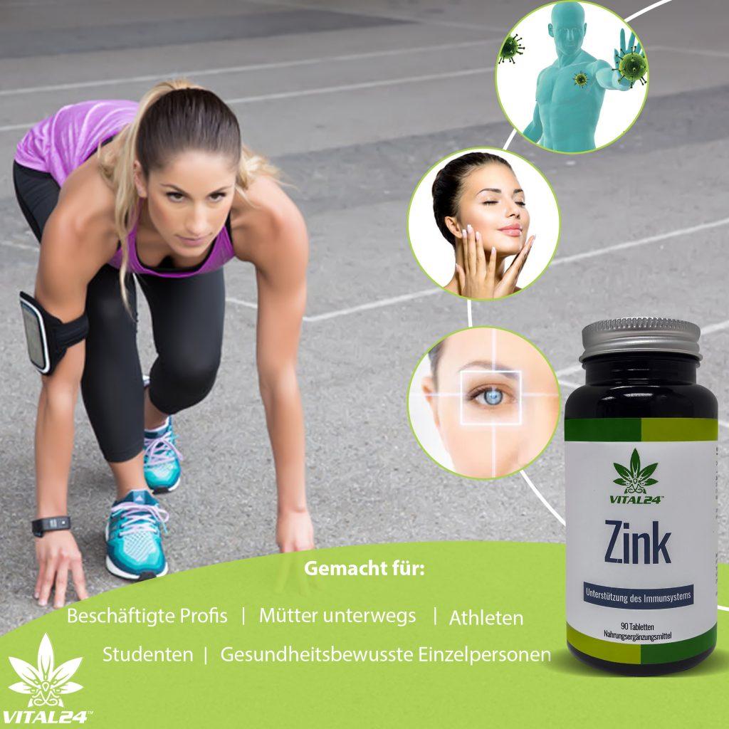 Zink Tabletten
